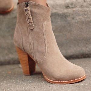 Joie Dalton Suede Ankle Boots 86169